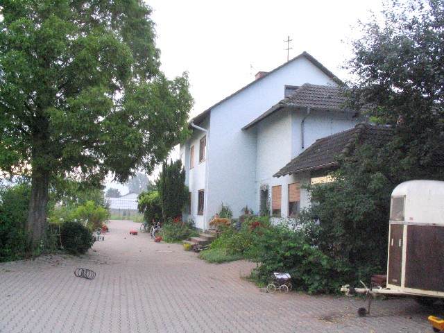 Desiree und Martin's home in Ladenburg