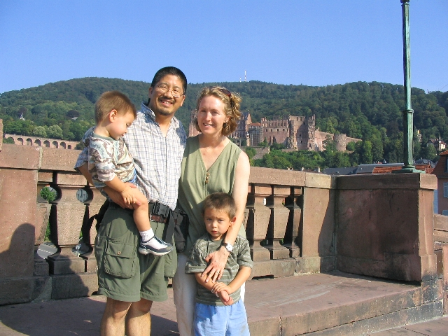 Us at Heidelberg